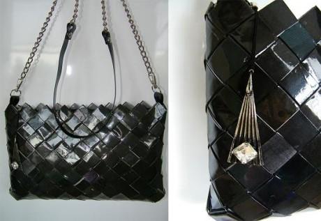 pletene kabelky - kabelka